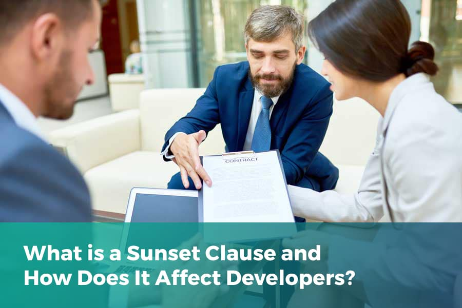 What is Sunset Clause and How Does it Affect You?